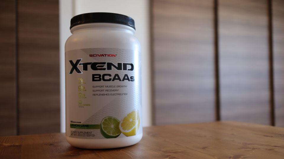 extend BCAA