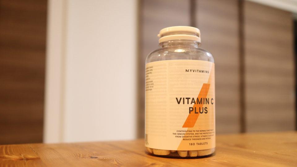 MYPROTEINのビタミンC